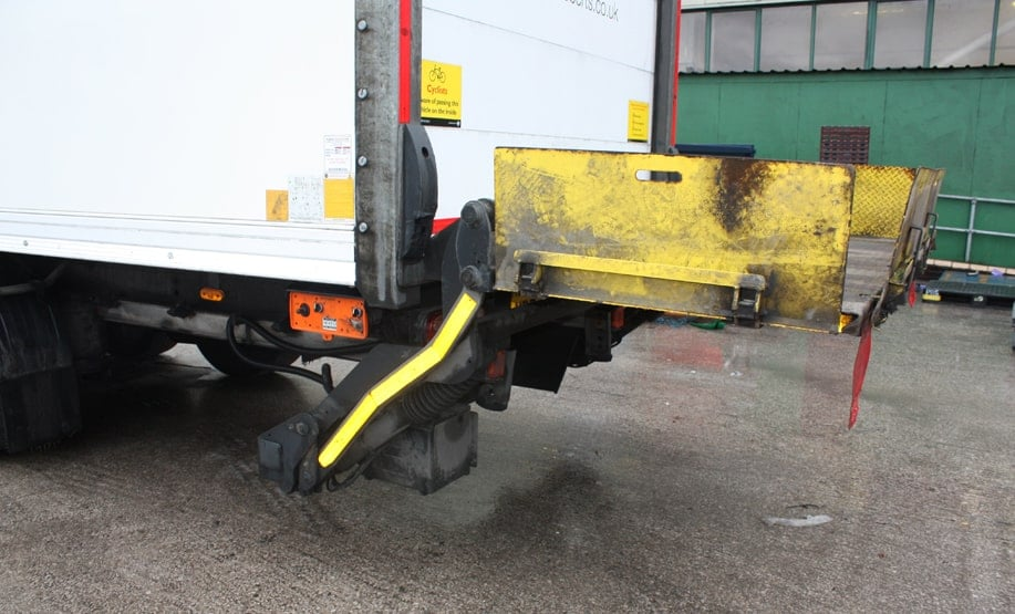 Commercial Van Tail Lift