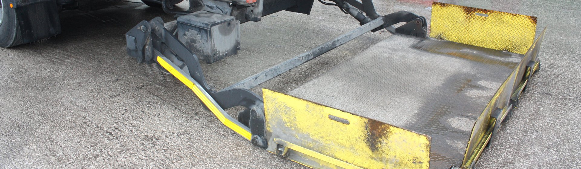 LOLER Inspections by P. Airey Tail Lifts